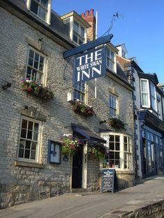 White Swan Inn, Pickering in Yorkshire  http://www.thegoodpubguide.co.uk/pub/view/White-Swan-YO18-7AA