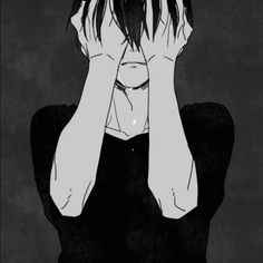 Manga depressed anime guy uploaded by andy on we heart it Anime Triste, Art Triste, Art Manga, Manga Boy, Manga Anime, Anime Art, Manga Drawing, Drawing Art, Drawing Ideas