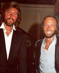 Barry and Maurice Gibb