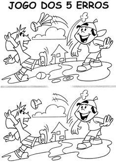Laberintos, rompecabezas, diferencias, juegos de atención, memoria, concentración | El Rincón De Aprender