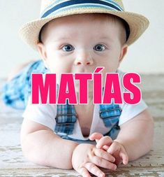 bebé Matías