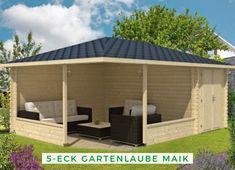 backyard designs – Gardening Ideas, Tips & Techniques Gazebo, Pergola, Roofing Felt, Backyard Farming, Double Doors, Outdoor Furniture, Outdoor Decor, Outdoor Gardens, Home Improvement