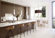 Elegant Minimalist Kitchen Ideas