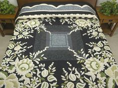 Amish country quilt