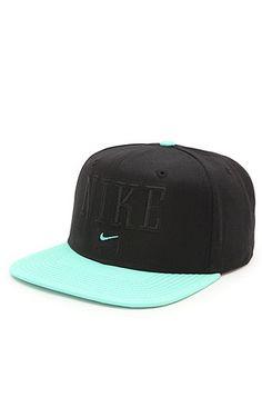 Nike SB Artist Pro Snapback Cap black