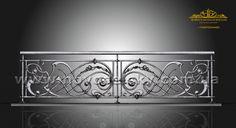 Cast Iron Railings, Balcony Railing Design, Engineering Works, Ornament Drawing, Wrought Iron Decor, Iron Work, Blacksmithing, Metal Art, Metal Working