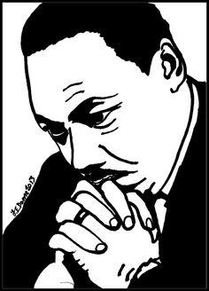 Martin Luther King jr POP ART Pop art Art Clip art