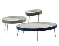 """Coin"" tables collection for Roche Bobois"