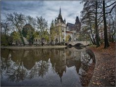 The Castle of Vajdahunyad Photo by Gabor Dvornik -- National Geographic Your Shot