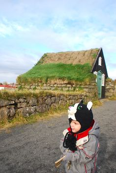Iceland With a Toddler - A Photo Blog