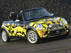 Fierros de lujo: Mini cooper decorados