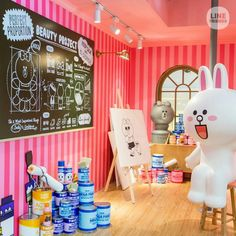 Pink summer party comes true at Shanghai CHOCO HOUSE!  #CHOCOHOUSE #China…