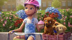 Barbie e suas Irmãs em Uma Aventura De Cachorrinhos Dublado Filmes em Po...