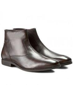 Cizme Bugatti Barbati Maro Elegante Bugatti, Chelsea Boots, Ankle, Shoes, Fashion, Moda, Zapatos, Wall Plug