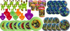 Teenage Mutant Ninja Turtles Party Supplies - Party City