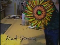 Sun Art as featured on CBS Sunday Morning