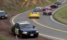 Police chase app alerts you of a police chase within a 3 miles radius