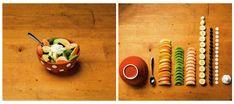 Knolling: la belleza de organizar y fotografiar objetos que tienes por casa