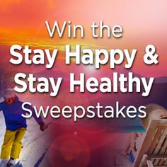 Love this! I entered to win 3 years of vacations. You should too!  #StayHappyStayHealthy Sweepstakes from @DiamondResorts