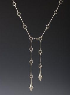 Donna Veverka Jewelry: Chain & Club  www.donnavjewelry.com
