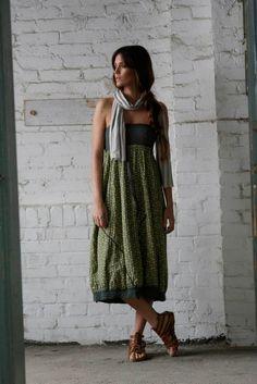 Midi Skirt, Summer Dresses, Skirts, Collection, Fashion, Moda, Summer Sundresses, La Mode, Midi Skirts