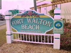 Tips on Ft. Walton Beach as the perfect Florida family beach vacation spot, includes kid friendly restaurants, hotels and fun things to do at the Emerald Coast Fort Walton Beach Florida, Destin Florida, Florida Vacation, Florida Travel, Florida Beaches, Florida Trips, Beach Vacation Spots, Beach Vacations, Family Vacations