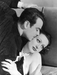 Nils Asther & Joan Crawford Joan Crawford, Silent Film, Great Love, Classic Hollywood, Golden Age, Wonders Of The World, Actors & Actresses, Cinema, Glamour