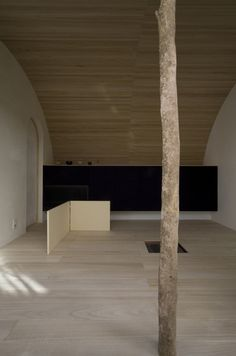 "Japan based Hiroshi Yoshikawa Architects Design have completed ""Tea House in Umemi Kyuan"" in Kyoto, Japan."