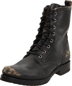 FRYE Women's Veronica Combat Boot *** Find out more details by clicking the image : Women's boots