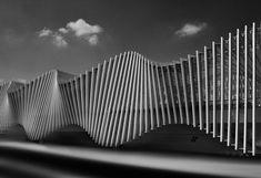 Silena Lambertini is using the world's most passionate photo sharing community. Organic Architecture, Chinese Architecture, Modern Architecture House, Architecture Office, Concept Architecture, Futuristic Architecture, Amazing Architecture, Office Buildings, Modern Houses