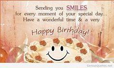 Happy birthday with fun!