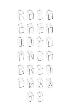 Display typeface by designer Emma Philip Love You, My Love, Typography, Behance, Display, Inspiration, Design, Letterpress, Floor Space