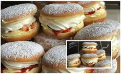 Archívy Recepty - Page 24 of 780 - To je nápad! Mini Pastries, Bread And Pastries, Sweet Recipes, Healthy Recipes, Mini Cheesecakes, Easter Recipes, Cupcake Cookies, Desert Recipes, Baking Recipes
