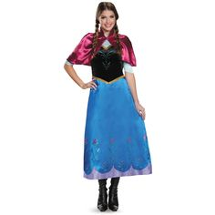ANNA TRAVELING GOWN DELUXE