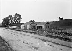 Road near Botanic Gardens (Finglas Golf Club), Glasnevin, Co. Ireland Pictures, Old Pictures, Old Photos, Dublin Street, Before We Go, Valley Road, Photo Engraving, History Photos, Dublin Ireland