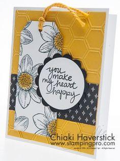 Satchel style purse w/ Cards | StampingPro.com | Bloglovin'