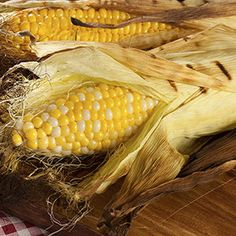 Our oven roasted corn recipe shows you how to prepare summery corn to perfection, without unhealthy added ingredients.