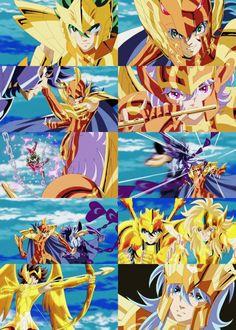Poseidon Arc, Saint Seiya Brave Soldiers