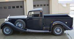 Custom 1939 Rolls Royce Phantom Pick-Up