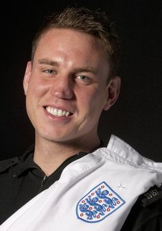Greater Manchester Police's PC Ashley Keyte may not have been picked as part of England's 23-man squad but he has a very important role to play during the World Cup. A football liaison officer in the Force Events Unit, Ashley was selected as one of a team of five officers who form the English police delegation working in Brazil. Their role is to work with the Brazilian Police to identify any English 'risk supporters' but more to provide a familiar face for fans travelling to the World Cup.