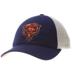 ddc9b007223 Chicago Bears Vintage Two Tone Adjustable Hat