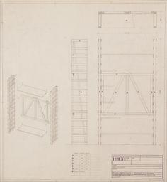Proposta per un'autoprogettazione (esecutivo), Enzo Mari, 1973, courtesy CSAC, Università di Parma, sezione Progetto / Enzo Mari. Proposta per un'autoprogettazione / Dall'Austerità alla Partecipazione.