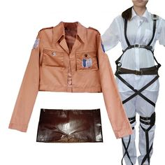 Attack on Titan Wings of Liberty Belt Anime Canvas Men/'s Belt Cosplay