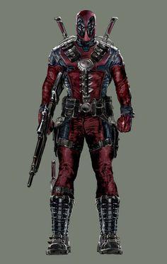 Deadpool by Nick Choles