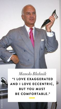 50 of the Best Fashion Quotes of All Time Fashion quotes: Manolo Blahnik Fashion Design Books, Fashion Designer Quotes, Fashion Designers, Fashion And Beauty Tips, Love Fashion, Fashion Basics, Woman Fashion, Fashion Ideas, Fashion Inspiration