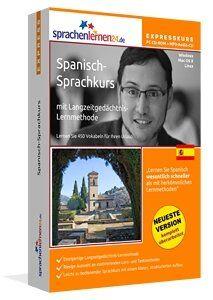 Spanisch lernen - Spanisch-Expresskurs: Spanisch-Vokabeltrainer für Ihren Urlaub in Spanien mit Reiseführer