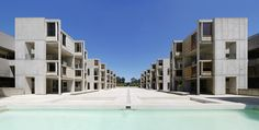 Salk Institute for Biological Studies / La Jolla / usa / Louis Kahn