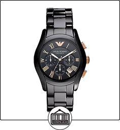 Emporio Armani Valente - Reloj de pulsera de  ✿ Relojes para hombre - (Gama media/alta) ✿