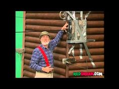 """Red Green show: Loved watch'n this with my dad! Handyman Tip """"Power Clothesline"""""""