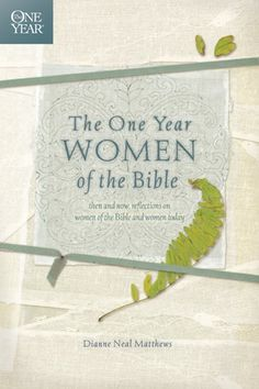 The One Year Women of the Bible - Softcover